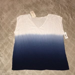 Ombre two by Vince camuto medium summer top